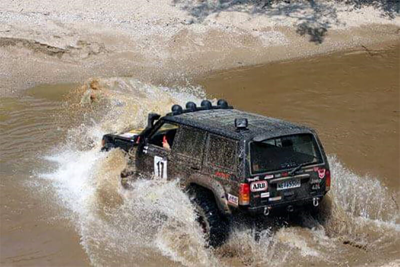 Off road - Thessdrive